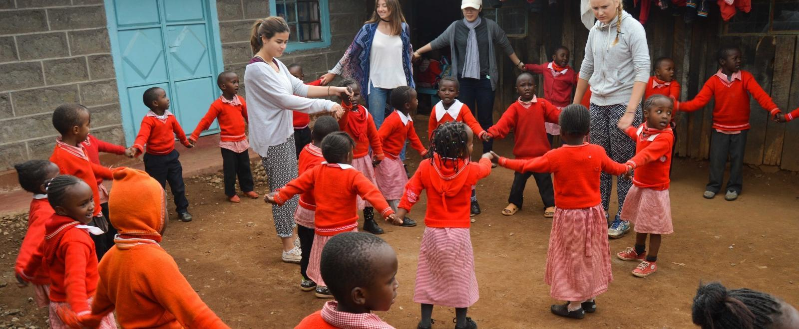 Volunteer Work With Children In Kenya For Teenagers Projects Abroad